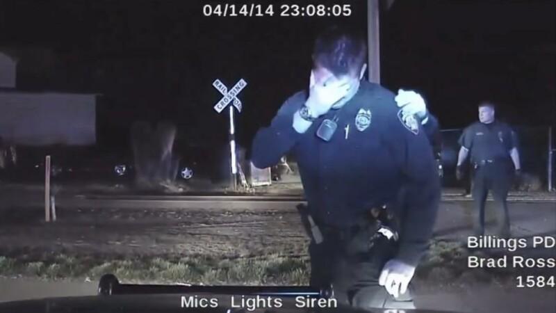 Un politist din SUA a izbucnit in lacrimi, dupa ce a ucis un suspect. Greseala pe care a facut-o