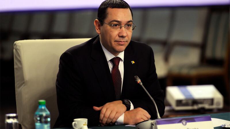 Ponta, despre acuzatiile Elenei Udrea: Numele meu apare in acest