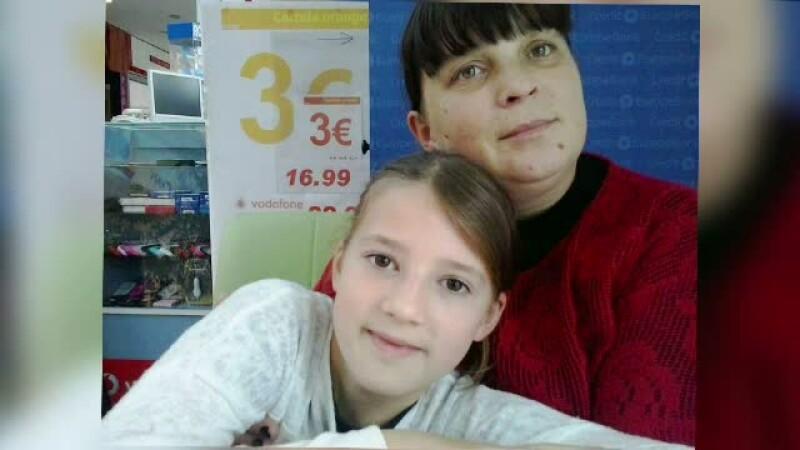 Final incredibil in cazul femeii disparute din Cluj. A aparut la o zi dupa ce fiica ei de 13 ani, pe care o parasise, a murit