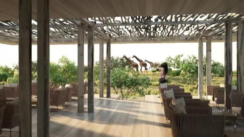 Proiectul de 77 de milioane de euro care va transforma Zoo Baneasa in parc natural. Ce specii am putea vedea peste 8 ani
