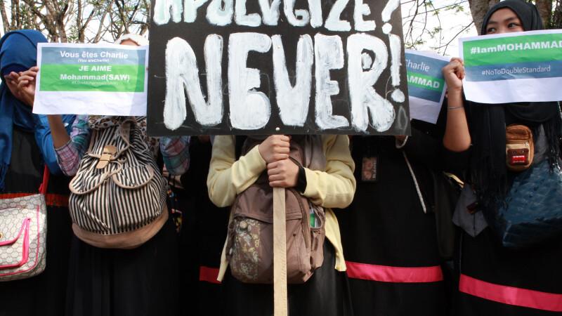 proteste musulmani