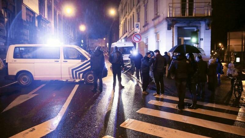 Operatiune antiterorista in Belgia: doua persoane au fost ucise.