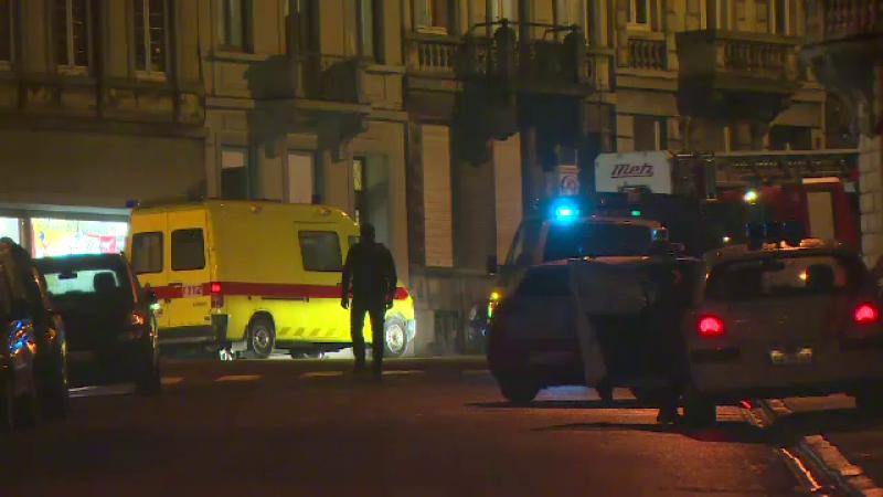 Cinci persoane inculpate si alte trei arestate in Belgia, dupa operatiunea antiterorista.