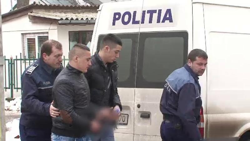 Atacatorii care au batut cu salbaticie un barbat din Vaslui din cauza muzicii pe care o asculta au fost prinsi