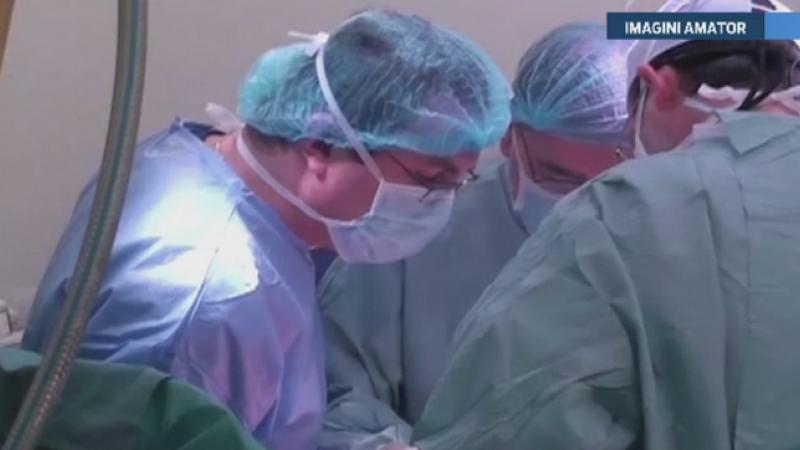Barbatul care a primit in premiera o inima artificiala si-a revenit neasteptat de repede. Ce spun medicii