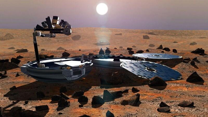 Descoperirea facuta pe Marte. Dupa 10 ani, agentia spatiala britanica nu mai spera sa il mai gaseasca