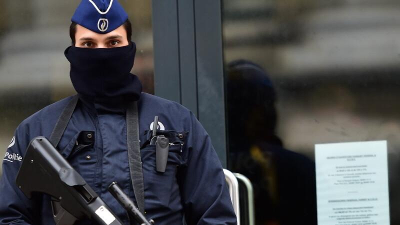 Stare de alerta antiterorista in Europa. Autorul atentatelor dejucate in Belgia este liderul unei grupari jihadiste