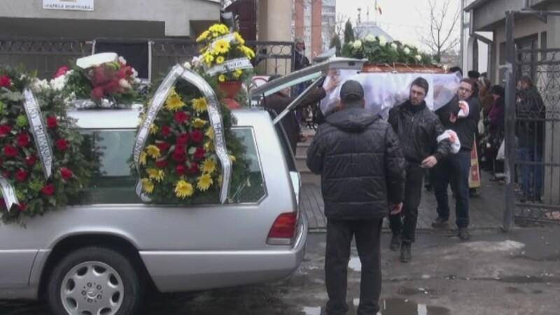 Tanarul de 24 de ani din Galati, mort in bombardamentul unui petrolier, in Libia, a fost inmormantat