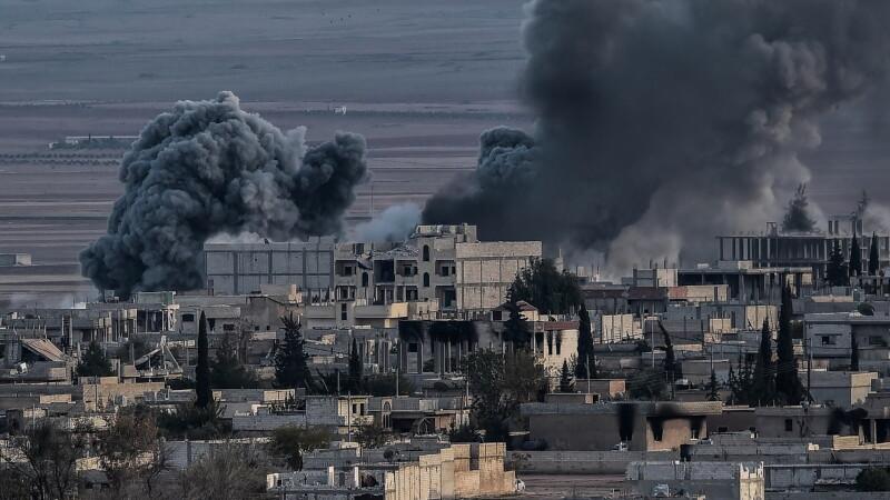 Daily Beast: Statul Islamic castiga tot mai mult teren in Siria, in ciuda atacurilor aeriene ale SUA, lansate inca din 2014