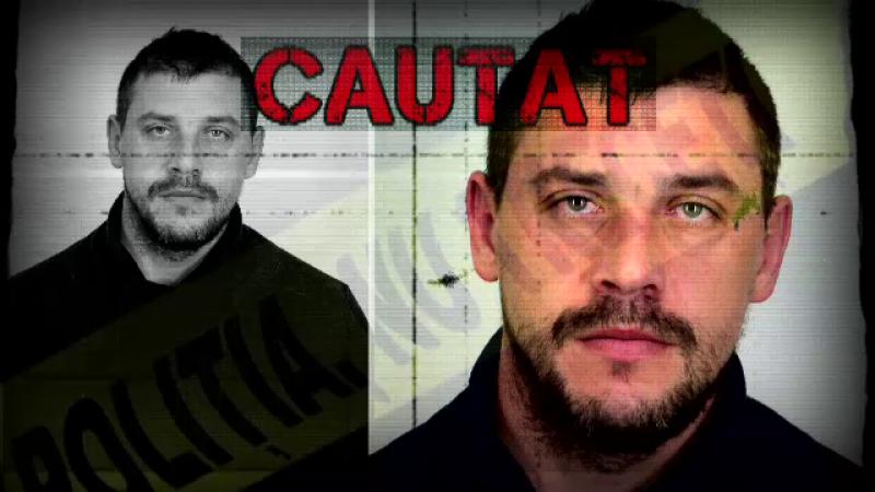 Detinutul care a evadat din arestul IPJ Cluj a fost condamnat pentru crima si furt. Politia din toata tara, in alerta