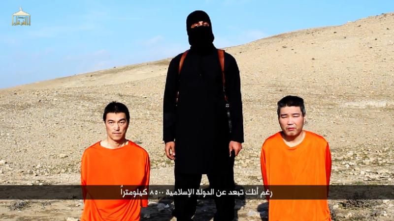 Statul Islamic ameninta intr-o noua inregistrare VIDEO ca va ucide 2 ostatici japonezi. Reactia SUA