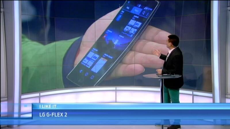 iLikeIT. Am intrat in era gadgeturilor cu ecran curbat: LG G Flex 2, Samsung Galaxy Edge si ceasul Gear S