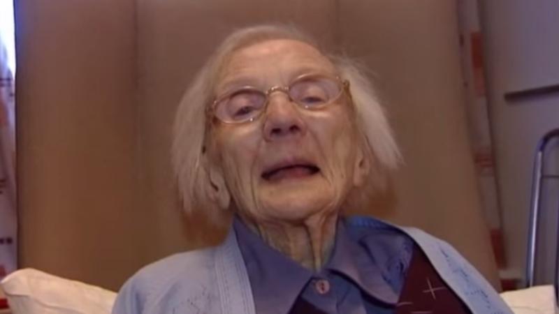 O batrana de 109 ani dezvaluie care e secretul longevitatii sale: