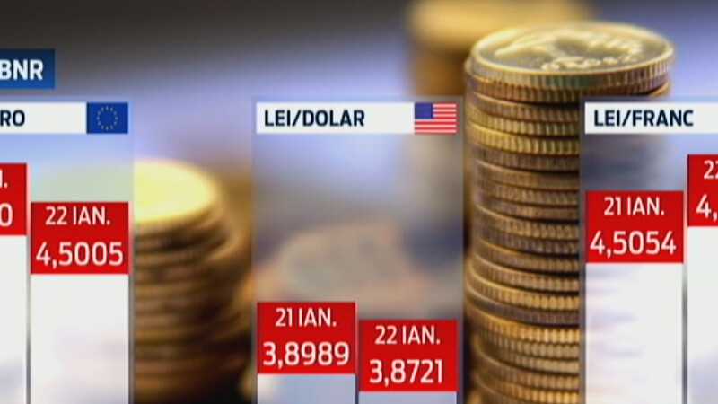 curs valutar 22 ianuarie 2015