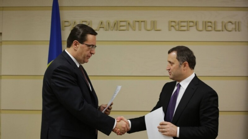 Republica Moldova are o alianta de guvernare la doua luni dupa alegeri.