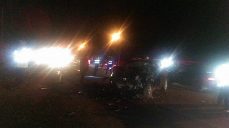 accident deputat Sorin Teju