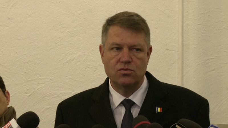 Klaus Iohannis vrea un muzeu al comunismului in Romania.