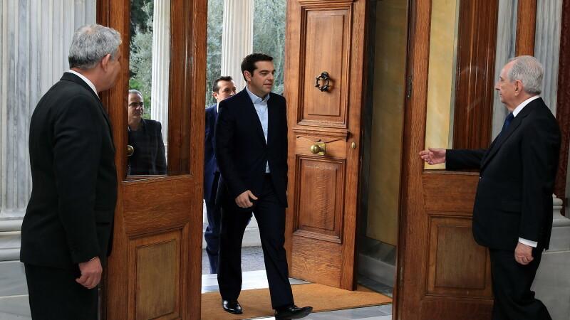 Problemele Greciei NU au disparut odata cu alegerile. Liderii Europei l-au anuntat pe noul premier ca nu vor sterge datoriile