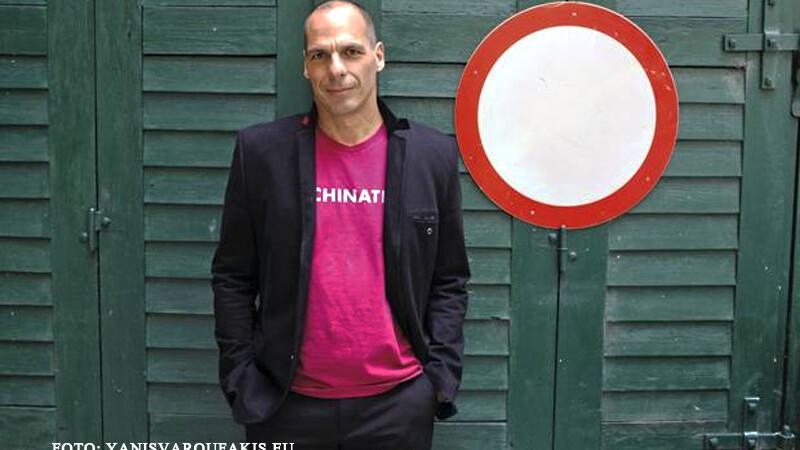 Noul ministru de finante grec, un specialist in economia jocurilor online.