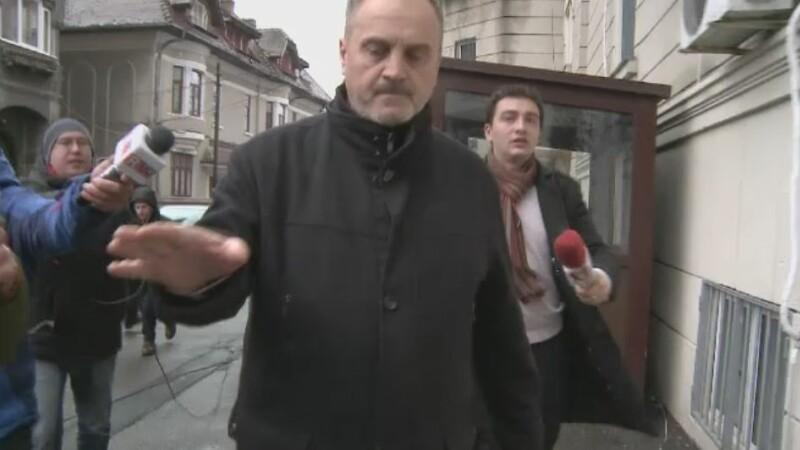 Fostul ministru al Comunicatiilor Gabriel Sandu, reactie violenta la iesirea de la DNA. Care ar fi motivul