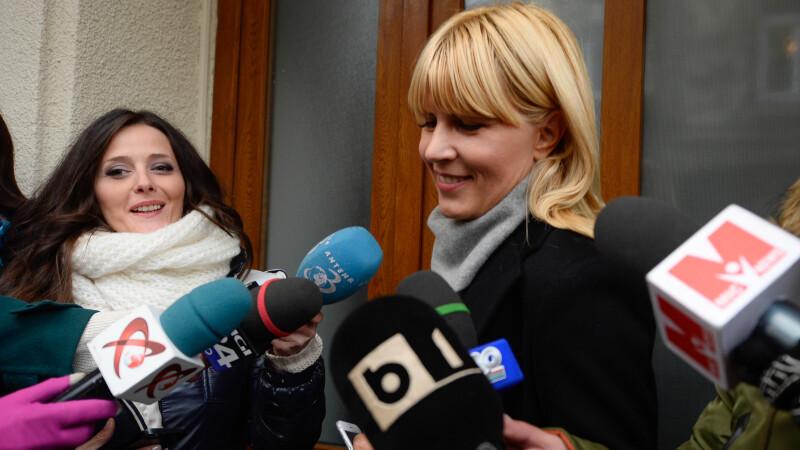 Elena Udrea s-a prezentat la Sectia 2 de politie. Ce trebuie sa faca dupa ce a fost pusa sub control judiciar