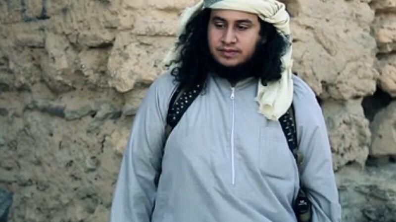 comandant ISIS
