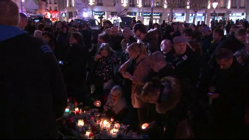 comemorare Charlie Hebdo