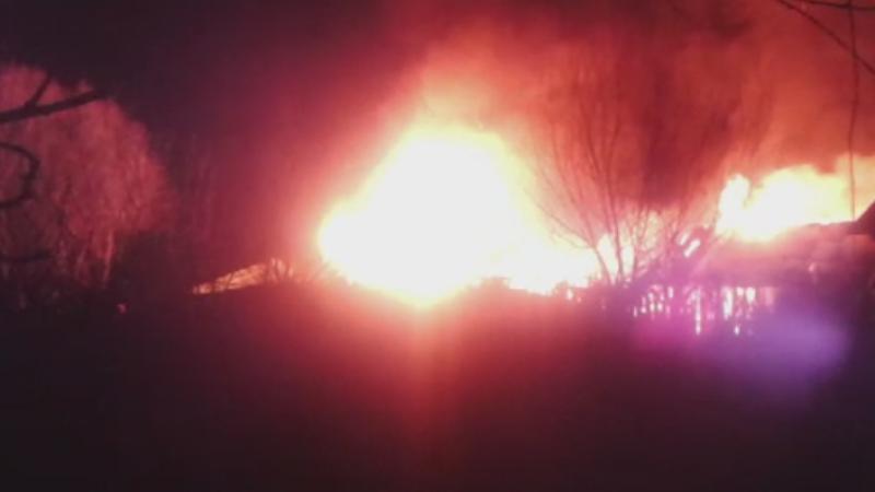 incendiu delta