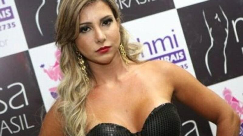 model brazilia