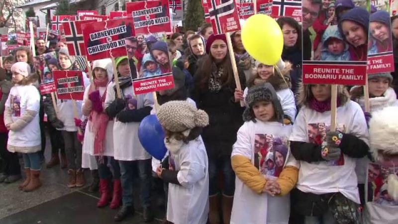 proteste pentru bodnariu