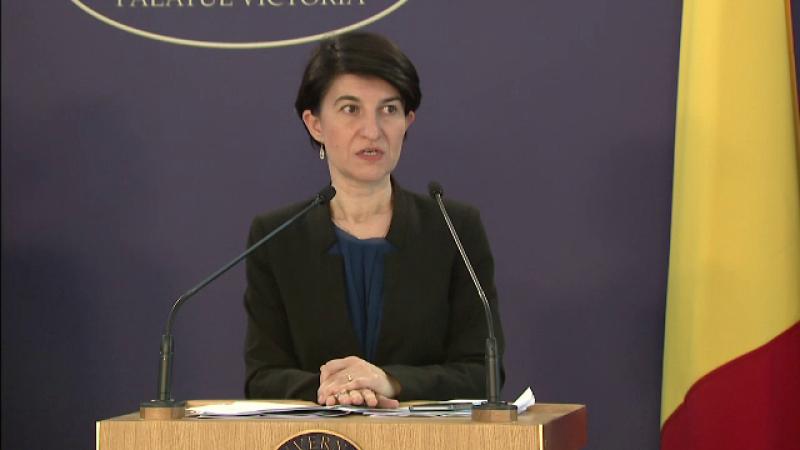 ministru Violeta Alexandru