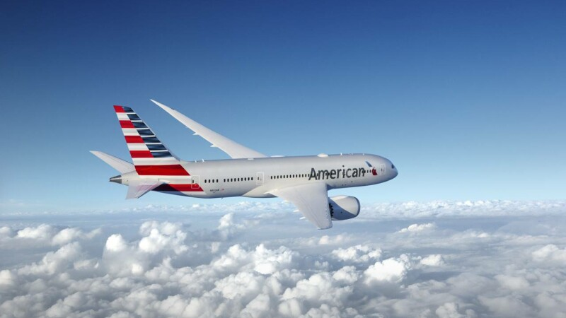 Un alt incident bizar la bordul unui avion American Airlines.