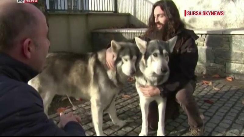 Ferma din Irlanda de Nord din care provin animalele din serialul Urzeala Tronurilor.