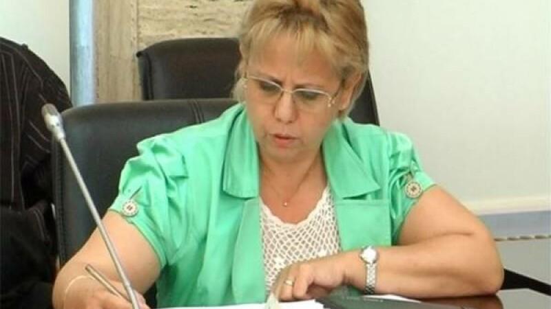 Adriana Petcu, propusa la Ministerul Apelor si Padurilor, declarata incompatibila in 2014