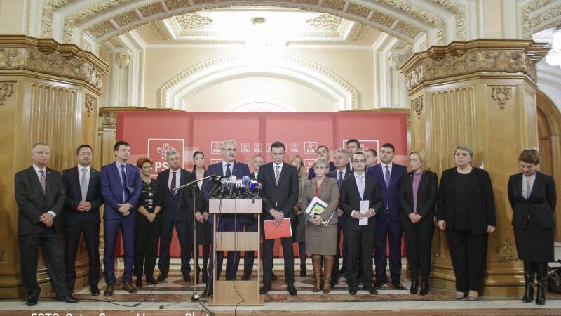 Minstrii propusi pentru Guvernul Grindeanu