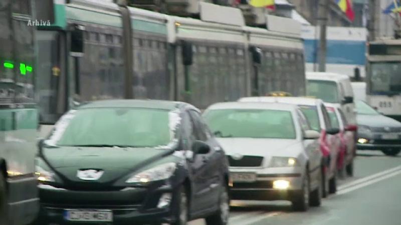 O sicanare in trafic a fost la un pas sa se transforme intr-o tragedie. Un sofer a ajuns inconstient la spital