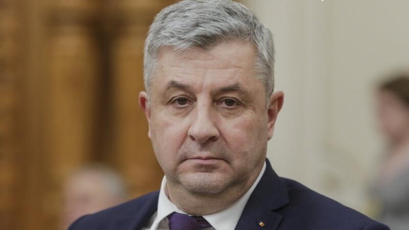 Ministrul Justitiei, Florin Iordache: