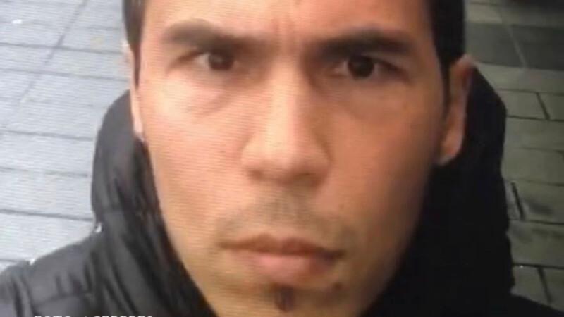 Jihadistul care a comis atacul din clubul Reina, vazut la metroul din Istanbul. Politia a blocat o statie