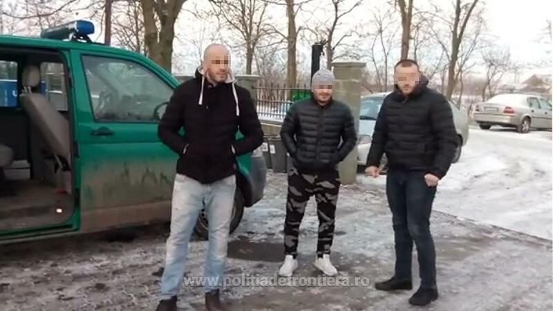 Trei tineri din Kosovo, opriti cand incercau sa intre ilegal in Romania. Ce risca daca nu vor cere azil politic