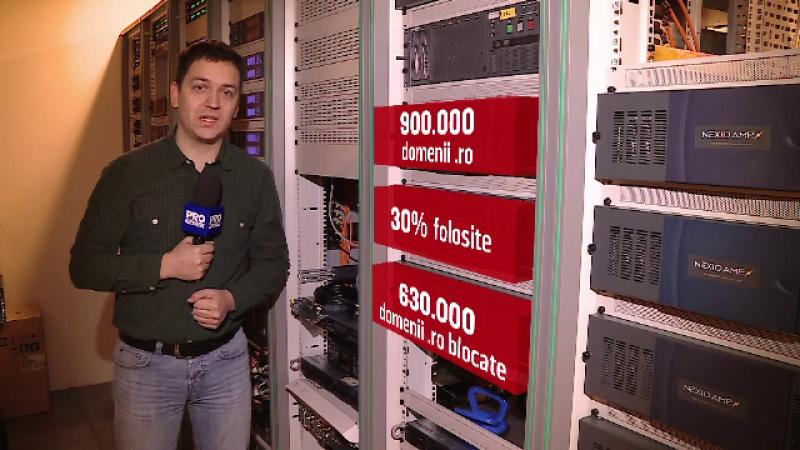 Cei care detin domenii de internet romanesti vor plati taxe, incepand cu acest an. Cum este explicata decizia