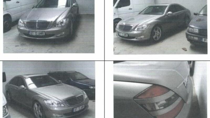 Niciun cumparator pentru Mercedesul unui contrabandist, scos la licitatie de Fiscul din Iasi. Pretul a scazut la jumatate
