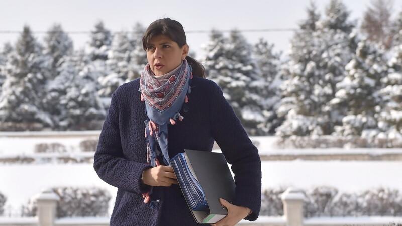 Laura Kovesi - agerpres