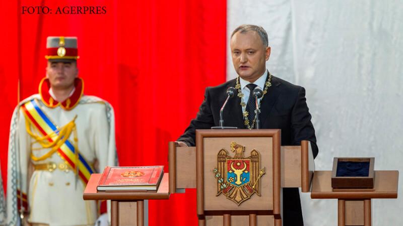 Premierul Pavel Filip a anuntat ca nu-l va revoca din functie pe ambasadorul Republicii Moldova la Bucuresti