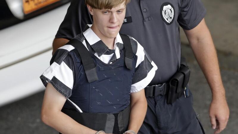 Autorul masacrului de la biserica din Carolina de Sud, condamnat la moarte.