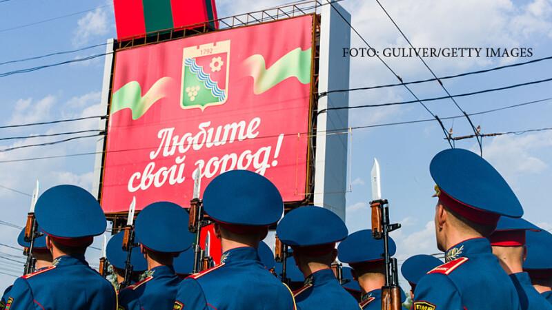 Transnistria ar putea fi recunoscuta oficial ca stat de Kremlin. Noul