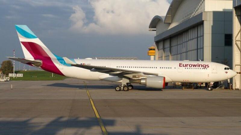avion aterizat de urgenta in Kuweit