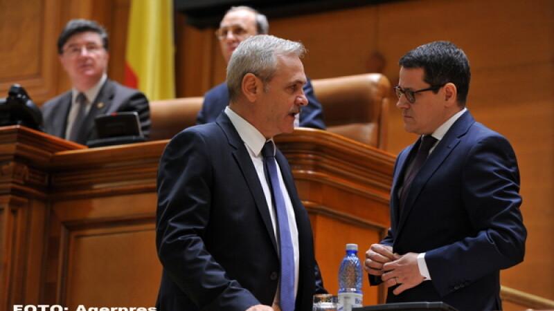 Liviu Dragnea, despre relatia sa cu seful SRI: