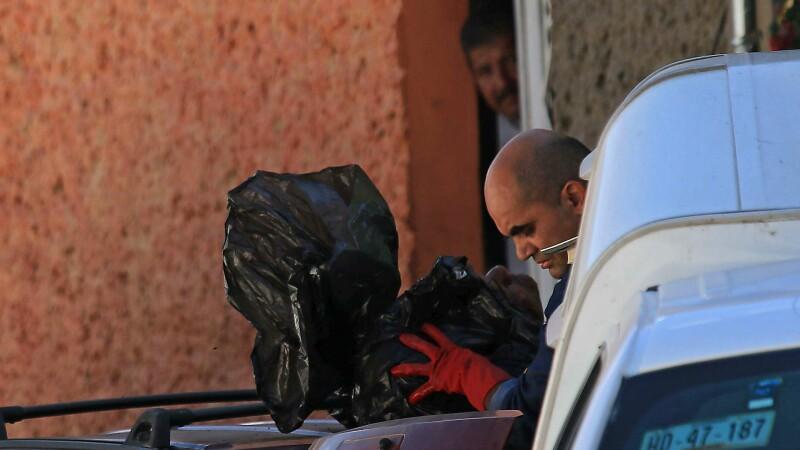Descoperire macabra in Mexic: sase corpuri decapitate au fost gasite intr-o masina. Cadavrele prezentau urme de tortura