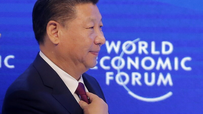 Avertismentul presedintelui chinez la Forumul Economic Mondial: