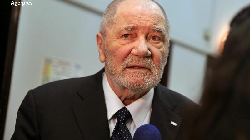 Ion Besoiu a murit la 85 de ani. Nepot: